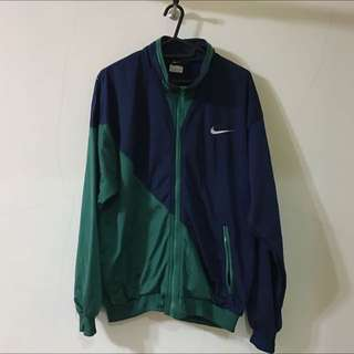 Nike老外套