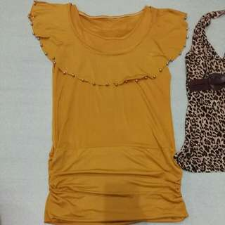 Dress Yellow Mustard