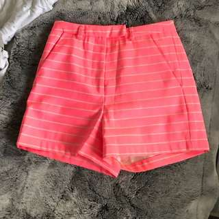 Kookai Pink Shorts 34