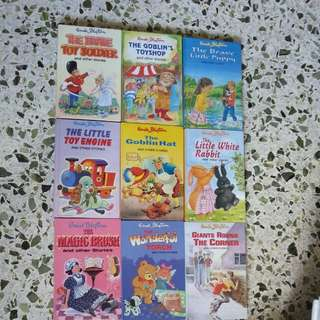 Enid Blyton Books