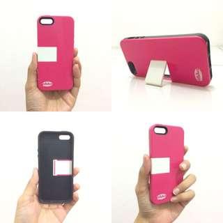 Iphone 5/5s Case Ahha Archer Kickstand in Fuschia