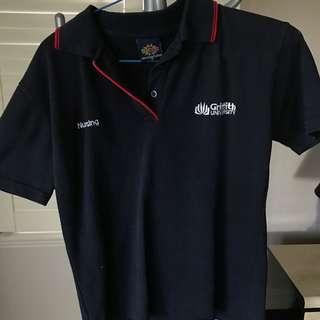 Griffith University Nursing Shirt