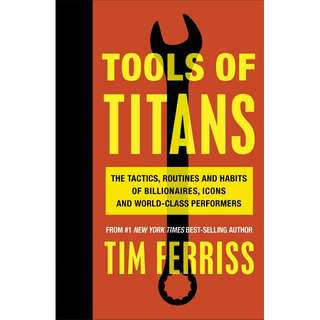 Brand New - Tools Of Titans By Timothy Ferriss - Paperback