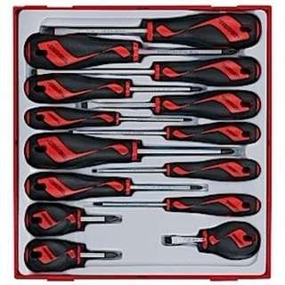 TTD914N - Teng Tools 14pce Screwdriver Set