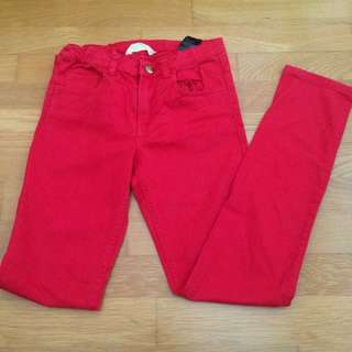 H&M Red Pants (Age 11-14)