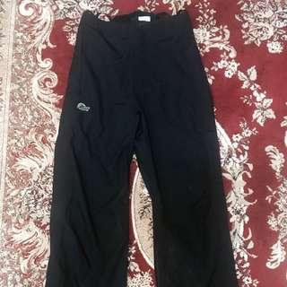 Lowe Alpine 登山雨褲 綁腿