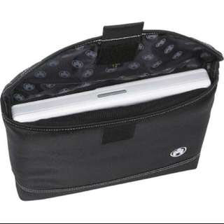 "Sumo Laptop Sleeve 15.4"" Black With White Stitching"