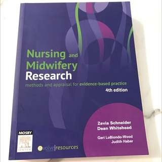 Nursing And Midwifery Research 4th Edition