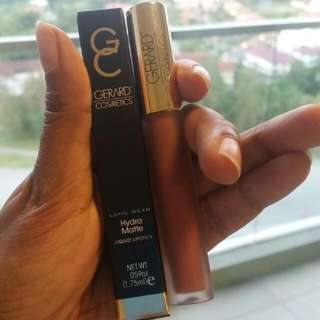 Gerard Cosmetics Hydra Matte Lip Liquid In Everything Nice