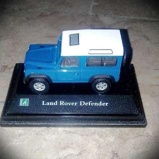 Land Rover Defender Toy SUV