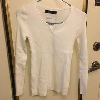 黑白針織衫💕兩件合賣只要200