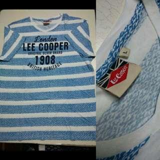 Lee Cooper V-neck T-shirt