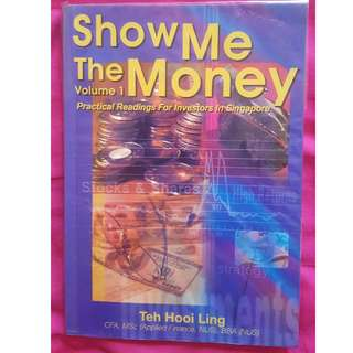 Investment Book -  Show Me The Money