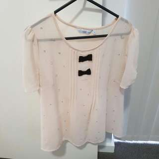 Top Size 10 From New Look