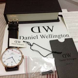 Daniel Wellington Dapper Model