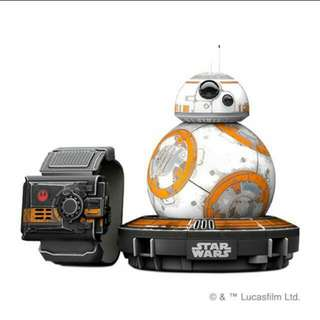 Sphero BB08 Starwars Special Edition With Force Band Bundle