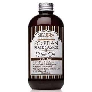 Egyptian Black Castor Oil (ORIGINAL) (8oz / 236ml)