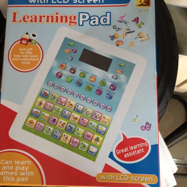 平板英文學習機