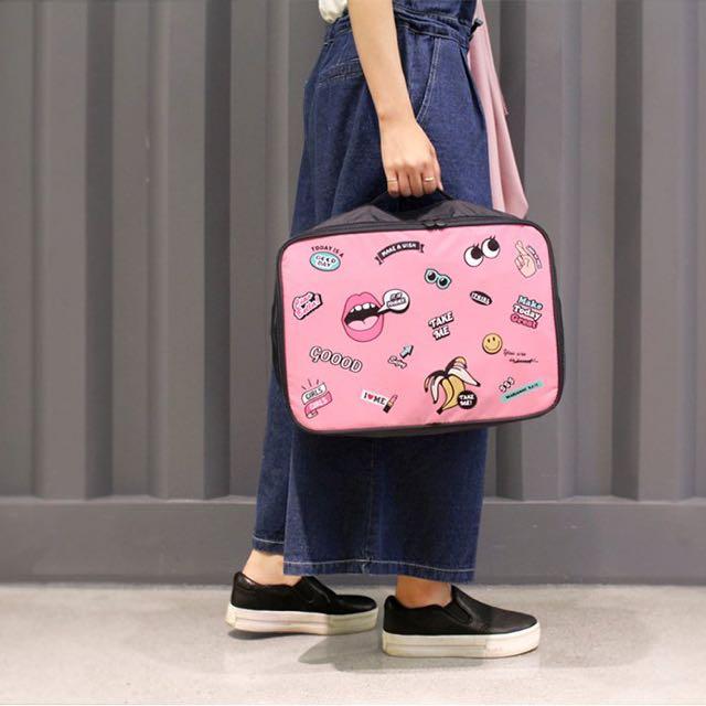 韓版旅行袋