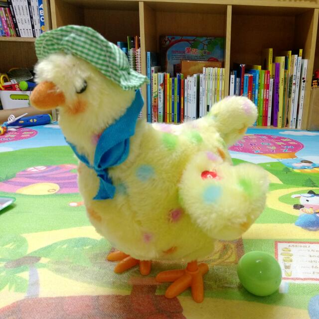母雞下蛋玩具