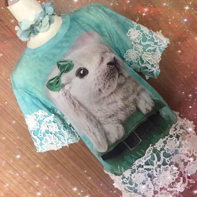 🐰夢幻兔子 仙女款洋裝🐰