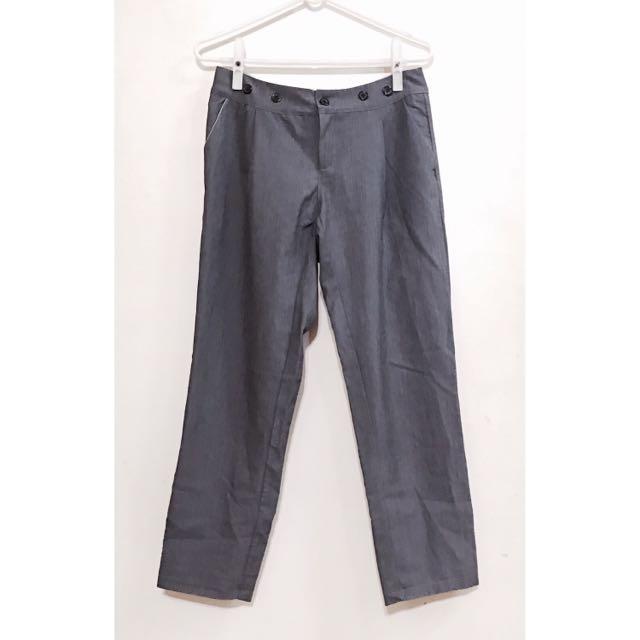 (二手)九分 西裝褲