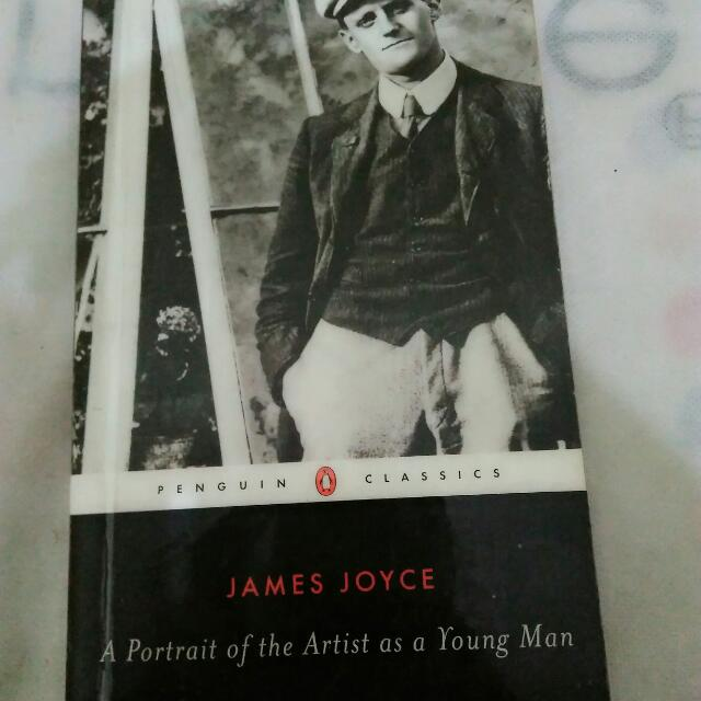 A Portrait of the Artist as a Young Man (James Joyce, Penguin Classics)