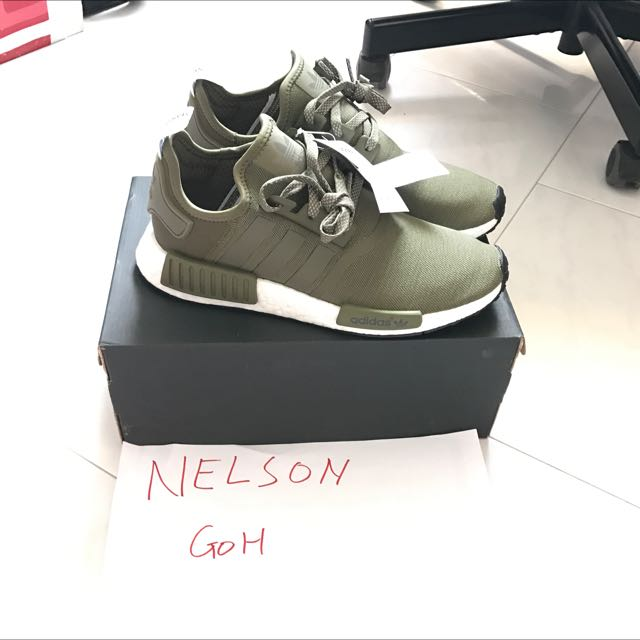 Adidas Adidas Nmd R1 Olive Carousell (Reservado), Deportes, Ropa Olive deportiva en Carousell e784888 - rspr.host