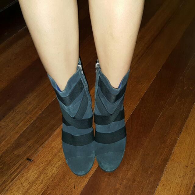Adidas Originals Wedge Boot