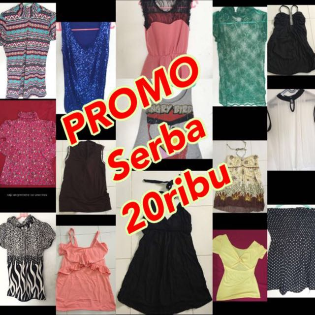 All item 20ribu
