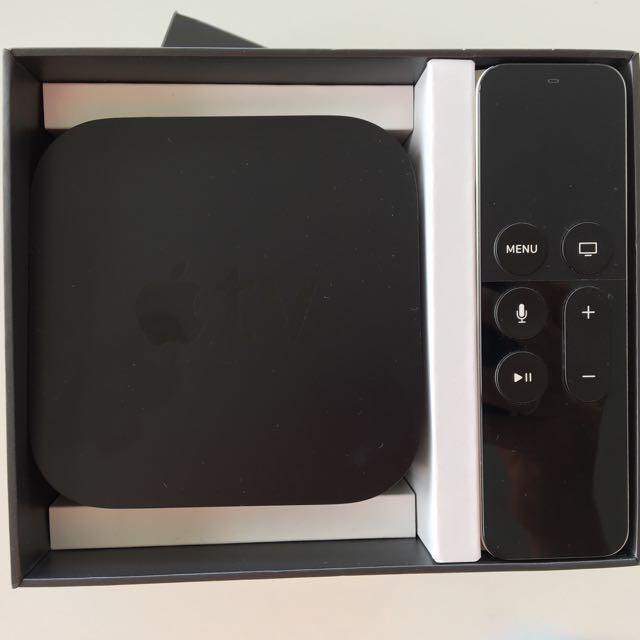 Apple TV 32 GB (4th Generation)