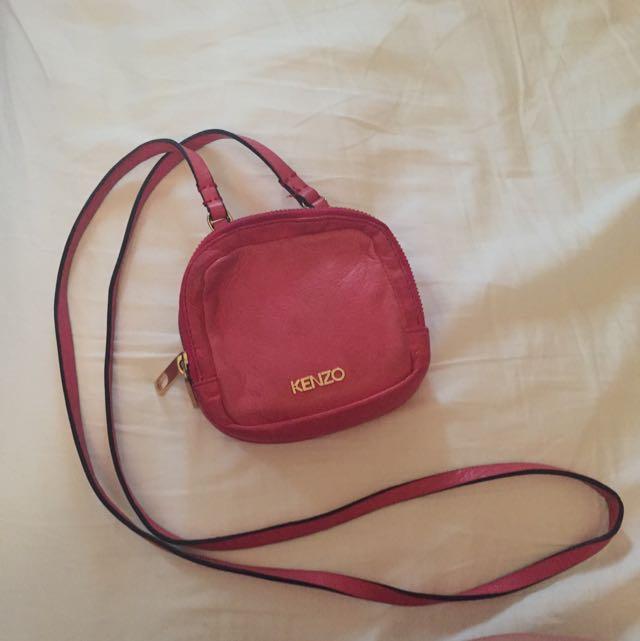 Authentic KENZO Shoulder Bag