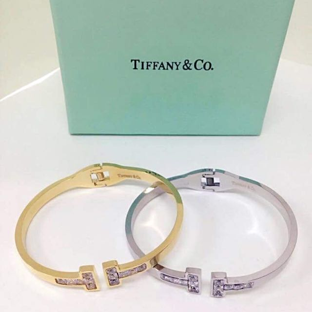 Authentic Tiffany And Co. Bangle