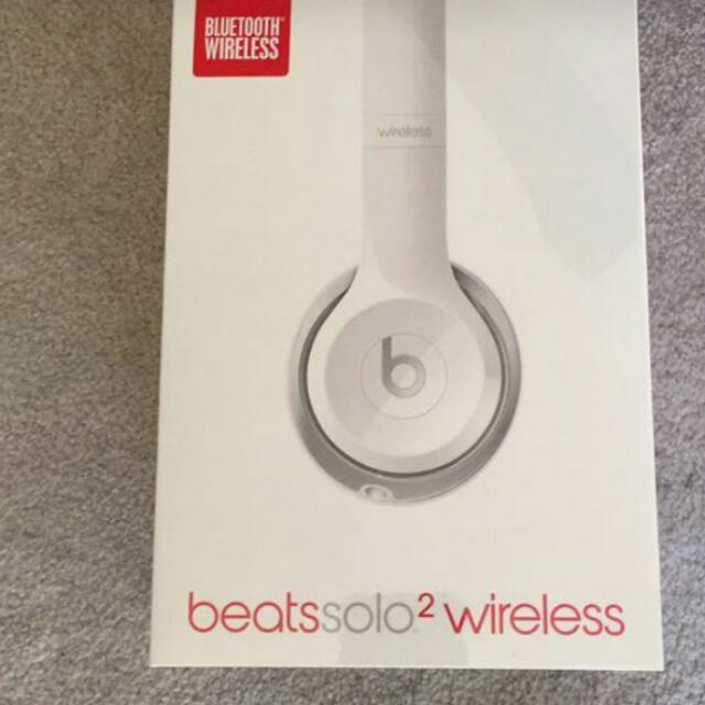 Beats headset. Brand new. I'll accept good offers