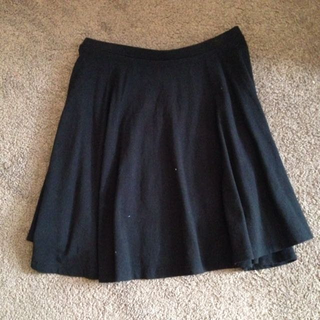 Black Supre Skirt Size XS