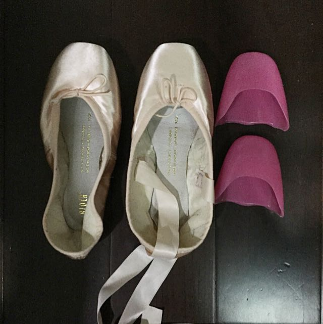 Bloch Suprema Satin Point Shoes (芭蕾舞硬鞋)