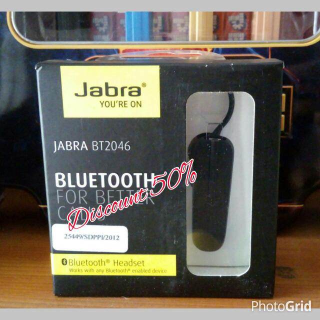 Bluetooth JABRA BT2046