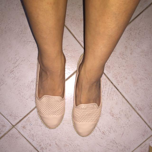 Blush Shoes