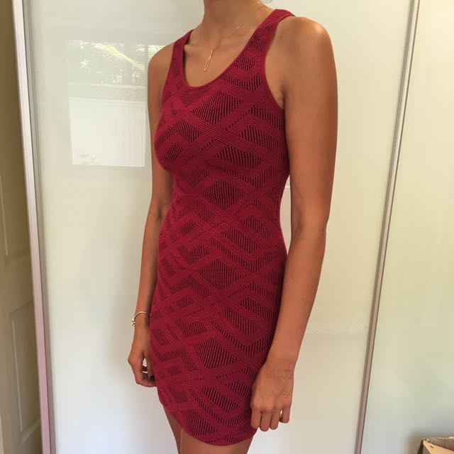 BodyCon Stretchy Dress