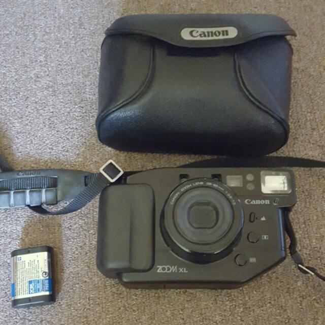 Canon Sure Shot Zoom XL