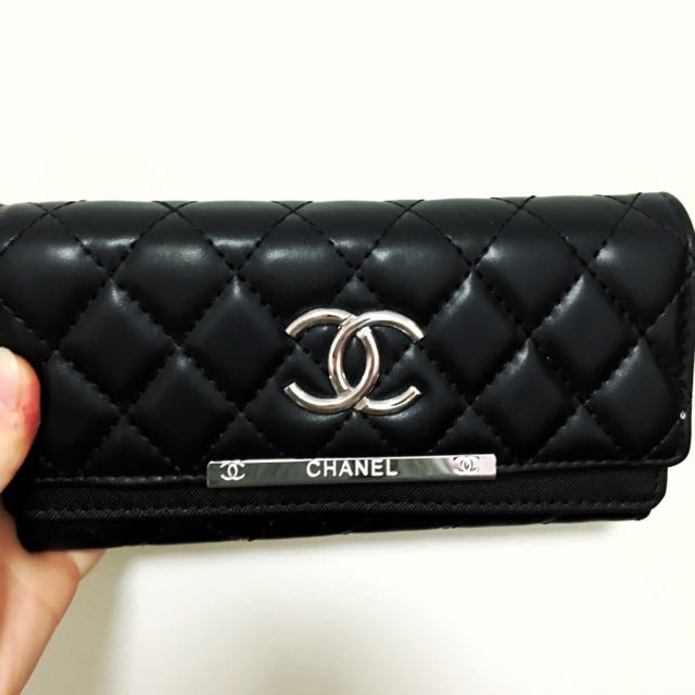 Chanel Flap Wallet