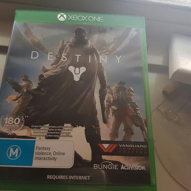 Destiny Standard Edition For Xbox One