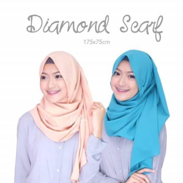 Diamond Scarf