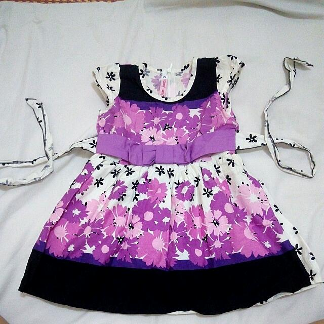 💜Reserved💜Dress For Kids