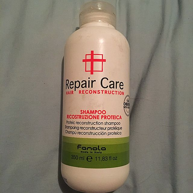Fanola Repair Care Reconstruction Shampoo Hair