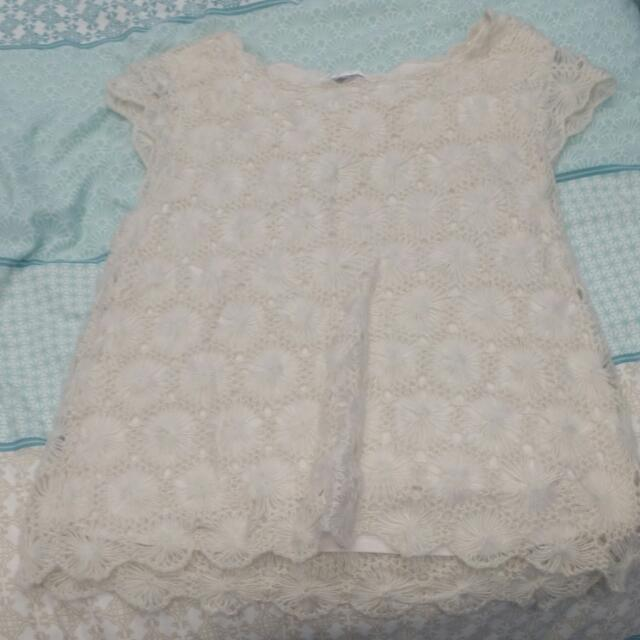 Forever New Size 12 Top