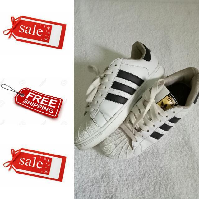 Free Shipping  Adidas Superstar (class a)