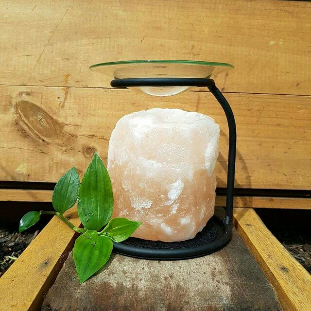 Himalayan Salt Burner