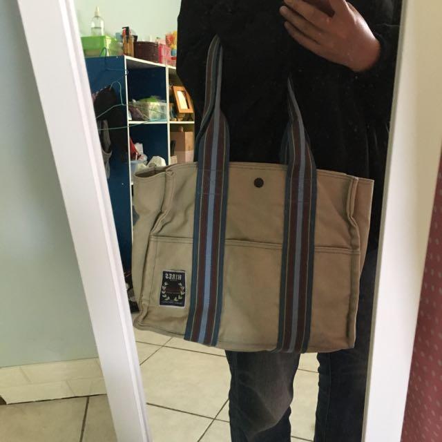 HIRES帆布包