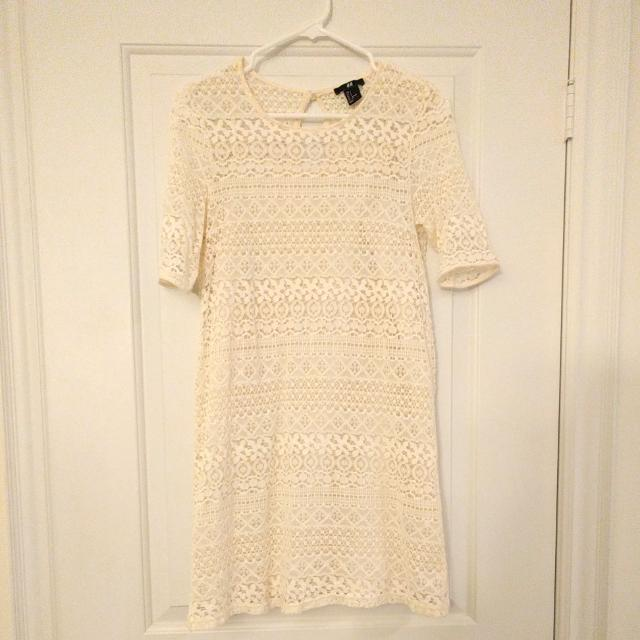 H&M Stretchy Lace Dress